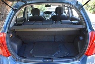 2006 Toyota Yaris NCP90R YR Blue 4 Speed Automatic Hatchback
