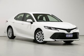 2019 Toyota Camry ASV70R MY19 Ascent White 6 Speed Automatic Sedan.