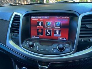 2016 Holden Ute VF II MY16 SS V Ute Black 6 Speed Sports Automatic Utility
