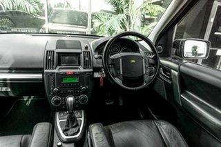 2010 Land Rover Freelander 2 LF MY11 Td4 SE Red 6 Speed Sports Automatic Wagon