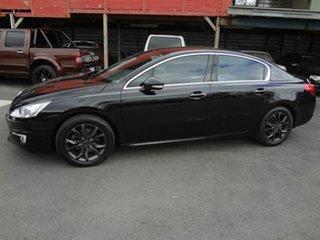 2011 Peugeot 508 Allure HDi Black 6 Speed Automatic Sedan
