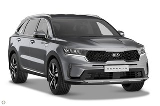2020 Kia Sorento MQ4 MY21 Sport+ Grey 8 Speed Sports Automatic Wagon