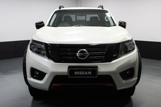 2019 Nissan Navara D23 S4 MY19 N-TREK White 7 Speed Sports Automatic Utility.