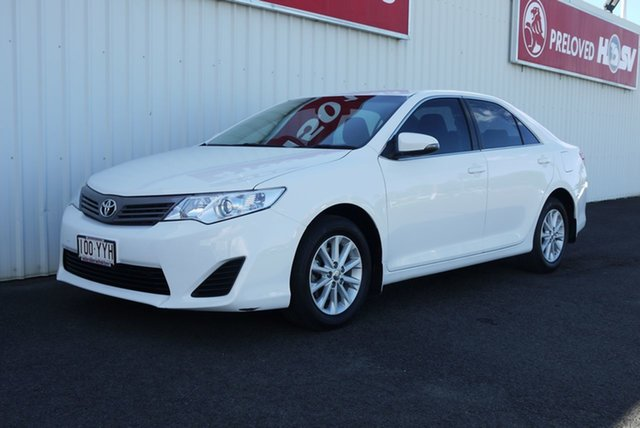 Used Toyota Camry ASV50R Altise Bundaberg, 2014 Toyota Camry ASV50R Altise 6 Speed Sports Automatic Sedan