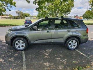 2013 Kia Sorento XM MY14 Si 4WD Grey 6 Speed Sports Automatic Wagon.