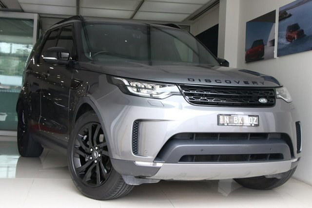 Used Land Rover Discovery Series 5 L462 MY18 SE Brookvale, 2018 Land Rover Discovery Series 5 L462 MY18 SE Grey 8 Speed Sports Automatic Wagon