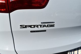 2014 Kia Sportage SL Series II MY13 Platinum White 6 Speed Sports Automatic Wagon