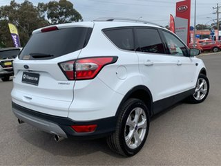 2019 Ford Escape Trend Frozen White Sports Automatic SUV