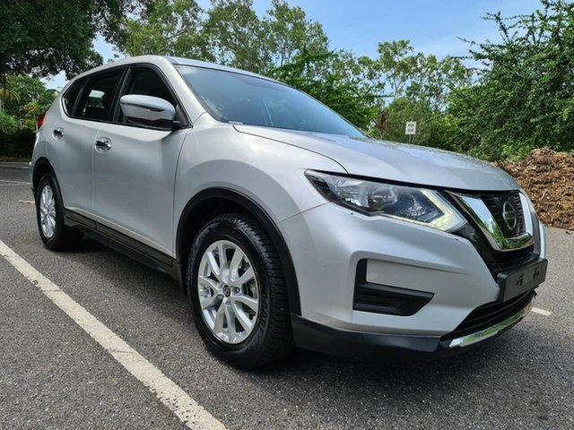 Used Nissan X-Trail T32 Series II ST X-tronic 4WD Stuart Park, 2018 Nissan X-Trail T32 Series II ST X-tronic 4WD Silver 7 Speed Constant Variable Wagon