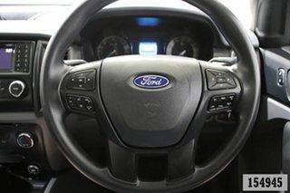 2016 Ford Ranger PX MkII XL 2.2 (4x4) White 6 Speed Manual Crew Cab Utility