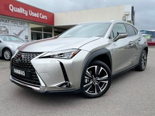 2019 Lexus UX UX200 - Sport Luxury Silver Constant Variable Hatchback.