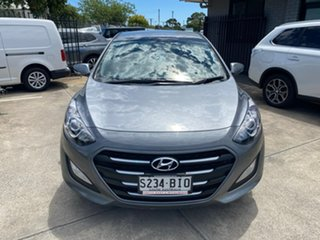2015 Hyundai i30 GD3 Series II MY16 Active X DCT Grey 7 Speed Sports Automatic Dual Clutch Hatchback.