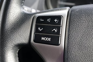 2017 Toyota Landcruiser Prado GDJ150R GXL Silver Metallic 6 Speed Sports Automatic SUV