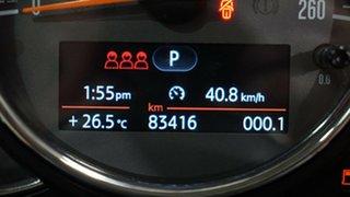 2017 Mini Hatch F55 Cooper Electric Blue 6 Speed Automatic Hatchback