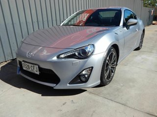 2014 Toyota 86 ZN6 GTS Silver 6 Speed Manual Coupe.