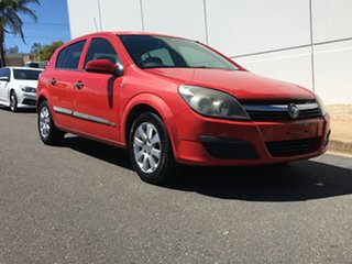 2006 Holden Astra AH MY06 CD 4 Speed Automatic Hatchback.