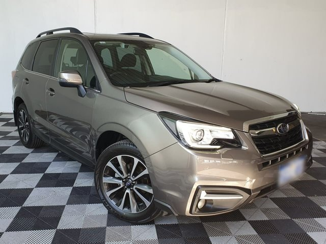 Used Subaru Forester S4 MY17 2.5i-S CVT AWD Victoria Park, 2016 Subaru Forester S4 MY17 2.5i-S CVT AWD Bronze 6 Speed Constant Variable Wagon