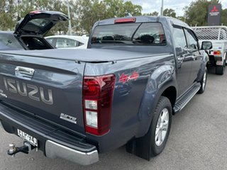 2019 Isuzu D-MAX MY19 LS-U Crew Cab Grey 6 Speed Sports Automatic Utility