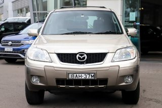 2006 Mazda Tribute MY2006 Gold 4 Speed Automatic Wagon