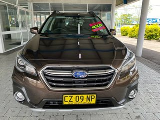 2019 Subaru Outback 2.5I Brown Constant Variable Wagon.