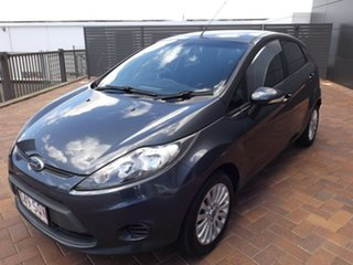 2012 Ford Fiesta WT LX PwrShift Grey 6 Speed Sports Automatic Dual Clutch Hatchback