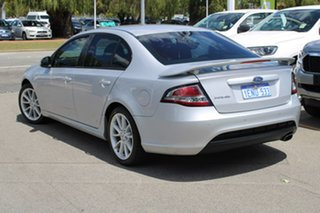 2013 Ford Falcon FG MkII XR6 Silver 6 Speed Sports Automatic Sedan