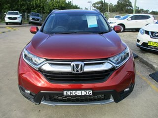 2020 Honda CR-V RW MY20 VTi FWD Red 1 Speed Constant Variable Wagon.