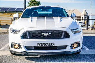 2016 Ford Mustang FM 2017MY GT Fastback White 6 Speed Manual Fastback