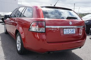 2012 Holden Commodore VE II MY12 Omega Sportwagon Red 6 Speed Sports Automatic Wagon
