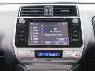 2017 Toyota Landcruiser Prado GDJ150R MY17 GXL (4x4) Black 6 Speed Automatic Wagon