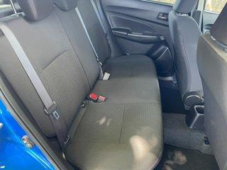 2018 Suzuki Swift AZ GLX Turbo Blue 6 Speed Sports Automatic Hatchback