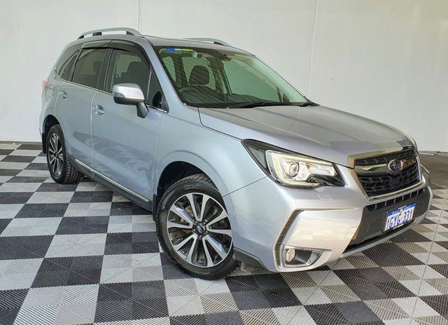 Used Subaru Forester S4 MY17 XT CVT AWD Victoria Park, 2017 Subaru Forester S4 MY17 XT CVT AWD Silver 8 Speed Constant Variable Wagon