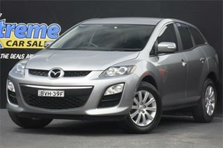2010 Mazda CX-7 ER1032 Classic Activematic Sports Silver 6 Speed Sports Automatic Wagon.