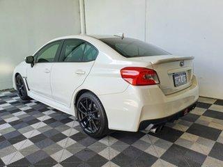 2020 Subaru WRX V1 MY20 Lineartronic AWD White 8 Speed Constant Variable Sedan.