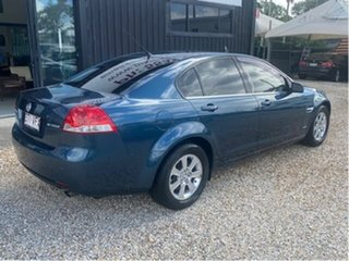 2011 Holden Commodore VE II MY12 Omega Blue 6 Speed Automatic Sedan