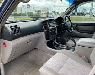 2005 Toyota Landcruiser HDJ100R GXL Blue 5 Speed Automatic Wagon