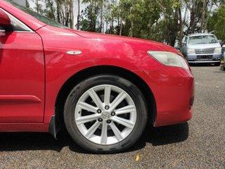 2010 Toyota Camry ACV40R MY10 Altise Metallic Red 5 Speed Automatic Sedan