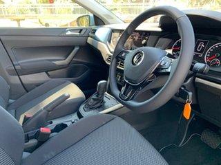 2020 Volkswagen Polo AW MY21 70TSI DSG Trendline Reflex Silver 7 Speed Sports Automatic Dual Clutch