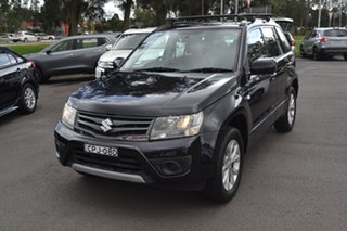 2013 Suzuki Grand Vitara JB MY13 Sport Black 4 Speed Automatic Wagon