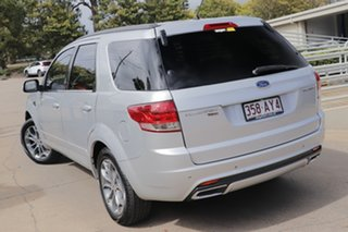 2013 Ford Territory SZ Titanium Seq Sport Shift Silver 6 Speed Sports Automatic Wagon