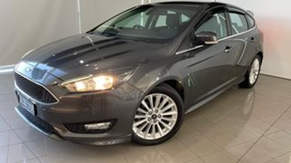 2018 Ford Focus LZ Sport Grey 6 Speed Automatic Hatchback.