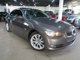 2009 BMW 3 Series E92 MY09 323i Steptronic Grey 6 Speed Sports Automatic Coupe.