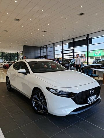 Demo Mazda 3 BP2H7A G20 SKYACTIV-Drive Evolve Edwardstown, 2020 Mazda 3 G20 SKYACTIV-Drive Evolve Hatchback