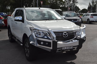 2016 Mazda BT-50 UR0YG1 GT White 6 Speed Sports Automatic Utility.