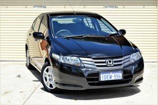 2009 Honda City GM MY09 VTi Black 5 Speed Automatic Sedan.