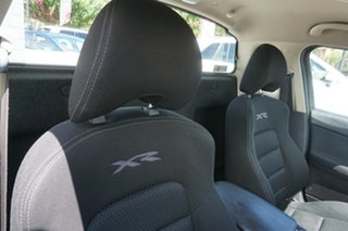 2010 Ford Falcon FG XR6 Super Cab Grey 4 Speed Sports Automatic Cab Chassis