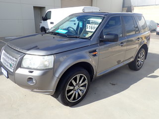 2008 Land Rover Freelander 2 LF SE (4x4) Granite Grey Matte 6 Speed Automatic Wagon.
