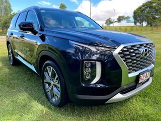 2020 Hyundai Palisade LX2.V1 MY21 Highlander AWD Moonlight Cloud 8 Speed Sports Automatic Wagon