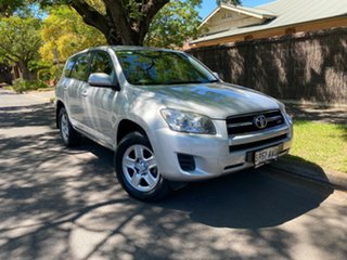 2008 Toyota RAV4 GSA33R MY08 CV6 Silver 5 Speed Automatic Wagon.