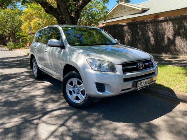 Pre-Owned Toyota RAV4 GSA33R MY08 CV6 Hawthorn, 2008 Toyota RAV4 GSA33R MY08 CV6 Silver 5 Speed Automatic Wagon